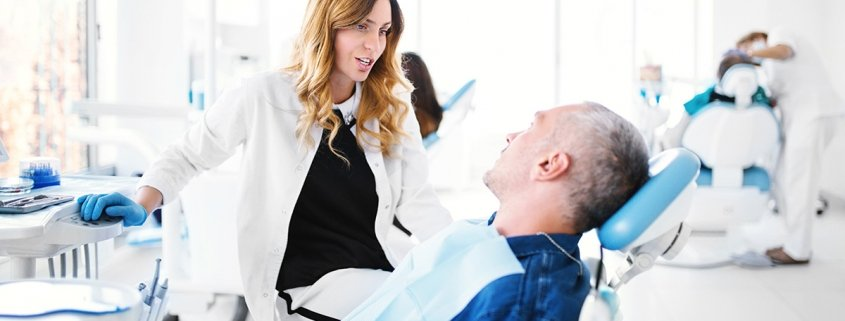 Getting Dental Implants in Turkey